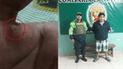 Sujeto agrede a mordidas a policía que lo intervino en Tacna