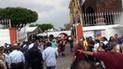 México: explosión de fuegos artificiales se sale de control y deja varios heridos [VIDEO]