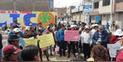 Huancayo: padres exigen docentes para alumnas de Rosa de América