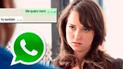 Vía WhatsApp: esto sucede cuando intentas hacer broma macabra  [FOTO]