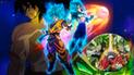 Dragon Ball Super: afiche de película de Broly con estilo clásico emociona a fans [FOTOS]