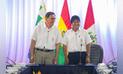 Presidente Vizcarra anuncia plan de integración energética con Bolivia