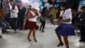 Facebook viral: mujeres en polleras bailan un versus de 'Chezidon' y son sensación en las redes