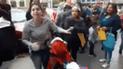 Decenas de venezolanos en Perú exigen que Maduro los repatrie a su país[VIDEO]