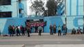 UNAC: universitarios reclaman el cumplimiento de requisitos para obtener la licenciatura