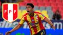 Irven Ávila ilusionado con la selección peruana ante la ausencia de Paolo Guerrero
