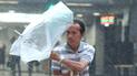 Las impactantes imágenes que dejó el Tifón Jebi a su paso por Japón [FOTOS]