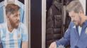 Imitación de Lionel Messi en programa argentino es viral en redes sociales [VIDEO]