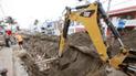 Ruidos de maquinarias y destrucción de pistas molestan a vecinos de Jesús María [VIDEO]