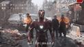 """Facebook: Así sería el intro de """"Avengers: Infinity Wars"""", si fuera un anime [VIDEO]"""