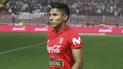 Raúl Ruidíaz salió lesionado de los entrenamientos previo al Perú vs. Holanda