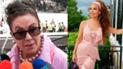 Laura Zapata habló del #ThalíaChallenge y sorprendió con su reacción [VIDEO]