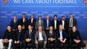 Entrenadores de Europa se juntaron y realizaron drástico pedido a la UEFA [FOTOS]
