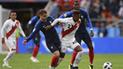 """Griezmann: """"Partido más difícil del Mundial Rusia 2018 fue contra Perú"""""""