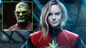 Capitana Marvel: filtran primera imagen de los malvados Skrulls