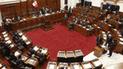 Pleno del Congreso debate avances de la reconstrucción presentados por Villanueva