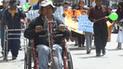 Huancayo: Solo el 8% de las personas con discapacidad cuentan con beneficios por inscripción
