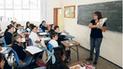 Cifra de profesores creció en los últimos 17 años pese a que la de escolares se mantuvo