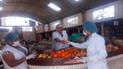Chiclayo: cumplen metas sobre certificación de puestos de venta saludables de alimentos