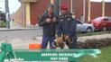 Pancho Cavero promueve adopción de mascota abandonada por Escuadrón de Emergencia [VIDEO]