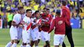 Un día como hoy Perú le ganó 2-1 a Ecuador y se acercó a Rusia 2018 [VIDEO]