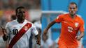 Perú vs Holanda EN VIVO ONLINE: amistoso internacional por fecha FIFA
