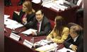 En el Congreso, presidente del Poder Judicial cree viable la reforma del CNM