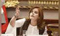 Mercedes Aráoz considera que fiscal Chávarry apunta al presidente Vizcarra
