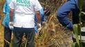 Hallan cuerpo de joven golpeado y quemado en Chiclayo [VIDEO]