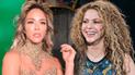 Sheyla Rojas lució al naturla y fans le comparan con Shakira