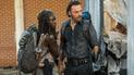 The Walking Dead: Rick, Michonne y Judith en conmovedora imagen de la temporada 9