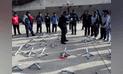 Huancavelica: 36 trabajadores reciben formación de brigadistas