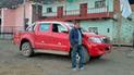 La Libertad: candidato a alcaldía distrital fallece tras despiste de vehículo