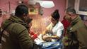 Chile: Abandonan a bebé recién nacido que aún tenía el cordón umbilical