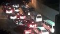 #YoDenuncio: quejas por congestión vehicular en Arequipa