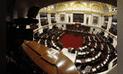 Congreso de la República: Debaten ley del presupuesto 2019