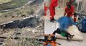 Despiste de ómnibus deja 3 muertos y 21 heridos en Cusco [FOTOS Y VIDEO]