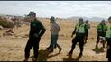 En espectacular persecución en Puno caen delincuentes tras robar vehículo [VIDEO]