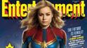 Brie Larson se luce en el traje de la nueva heroína: Captain Marvel