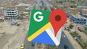 Google Maps: recorre las calles de Independencia y encuentra zona galáctica