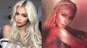 Kylie Jenner lanzó nueva 'moda fosforescente' con diminuto vestido  [FOTO]