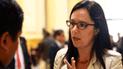 """Marisa Glave: """"Investigación por Chinchero parece orquestada por la Señora K"""""""
