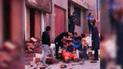 Obrero sobrevive de milagro tras caer del segundo piso de vivienda en Moquegua [VIDEO]