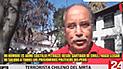 Terrorista chileno del MRTA mandó mensaje prosenderista [VIDEO]