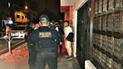 Atrapan a dos sujetos acusados de asaltar restaurante en Trujillo