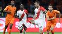 Perú cayó 2-1 contra Holanda en nuevo proceso de Gareca [RESUMEN]