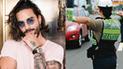 Policías de tránsito habrían sido obligados a resguardar a Maluma y otros artistas[VIDEO]