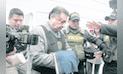 Confirman prisión preventiva a Camayo, Mendoza y Cavassa