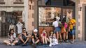 Italia: Turistas que coman en las calles de Florencia serán multados