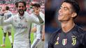 La tajante respuesta de Isco sobre si extrañan a Cristiano Ronaldo